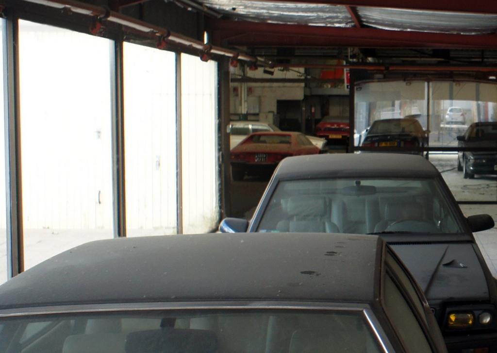 Photos concessions Maserati BANMASERATI11