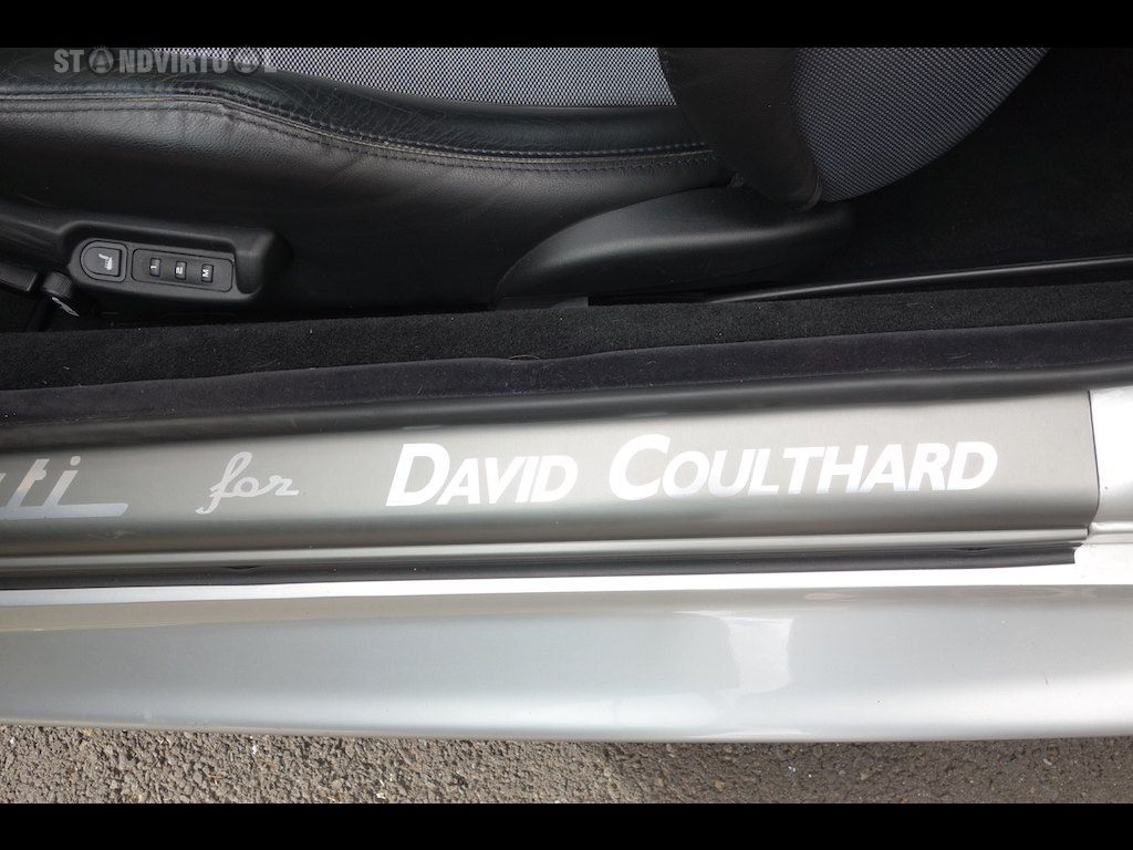 GranSport David Coulthard Dc1